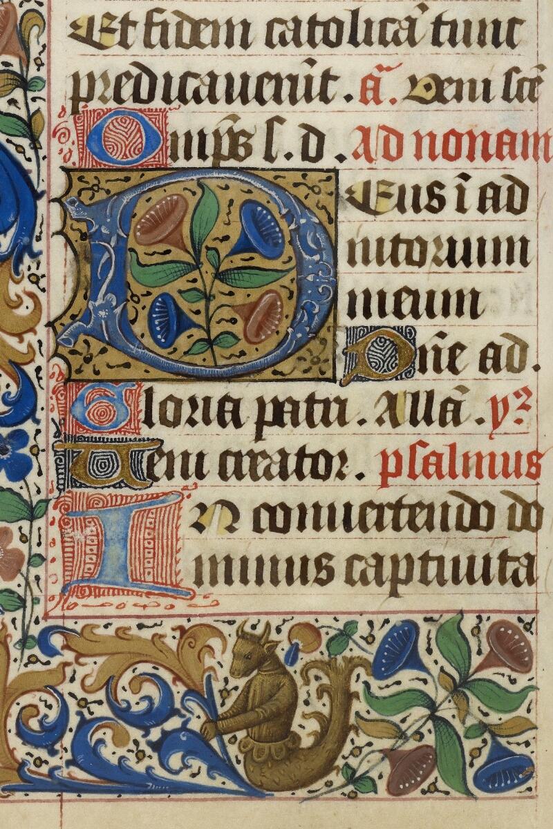 Caen, Bibl. mun., ms. 0013, f. 065v - vue 2