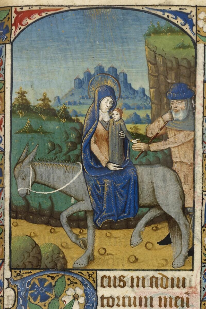Caen, Bibl. mun., ms. 0013, f. 070 - vue 2
