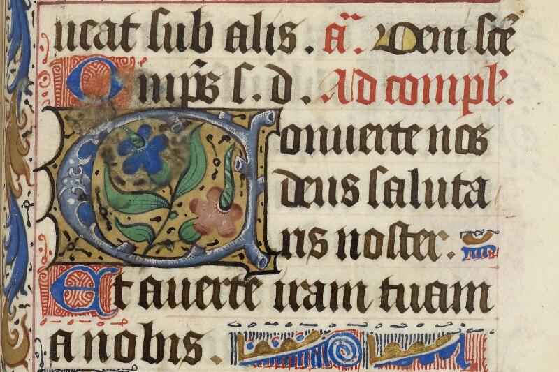 Caen, Bibl. mun., ms. 0013, f. 074 - vue 2