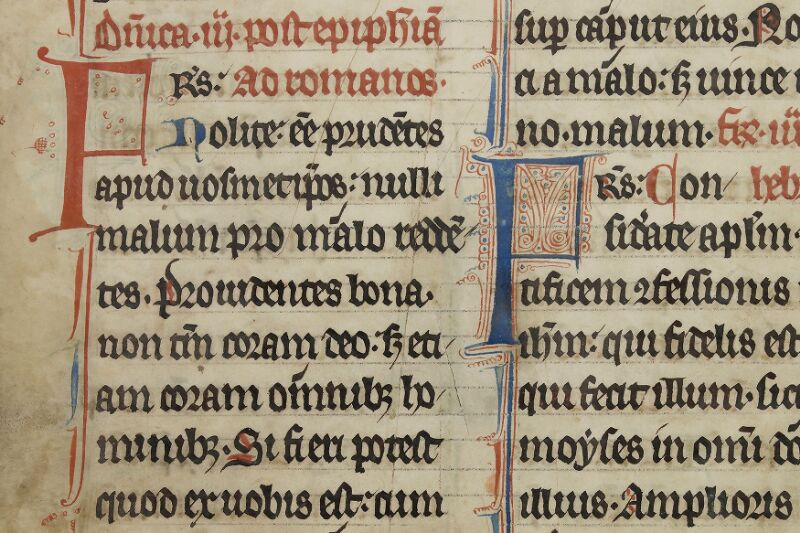 Caen, Bibl. mun., ms. 0015, f. 021v - vue 2