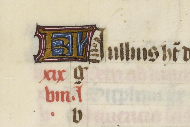 Caen, Bibl. mun., ms. 0017, f. 007 - vue 3