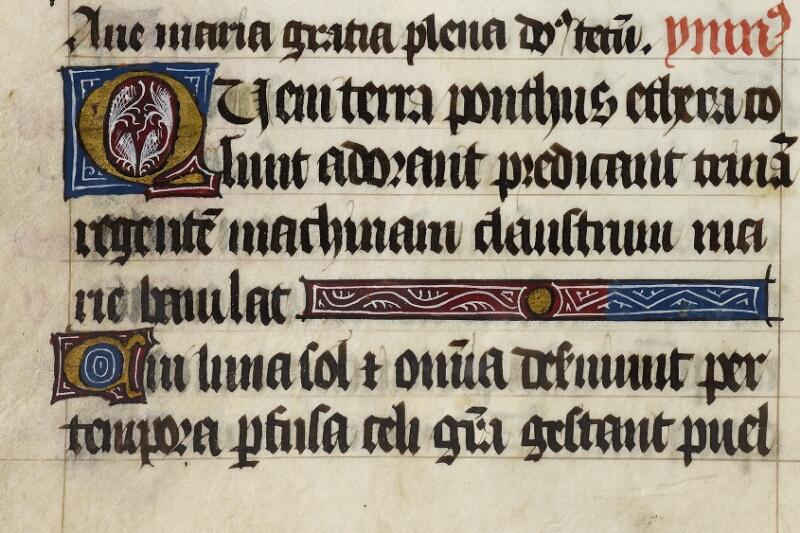 Caen, Bibl. mun., ms. 0017, f. 013v - vue 2