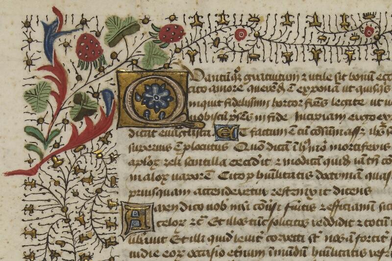 Caen, Bibl. mun., ms. 0025, f. 072v - vue 2