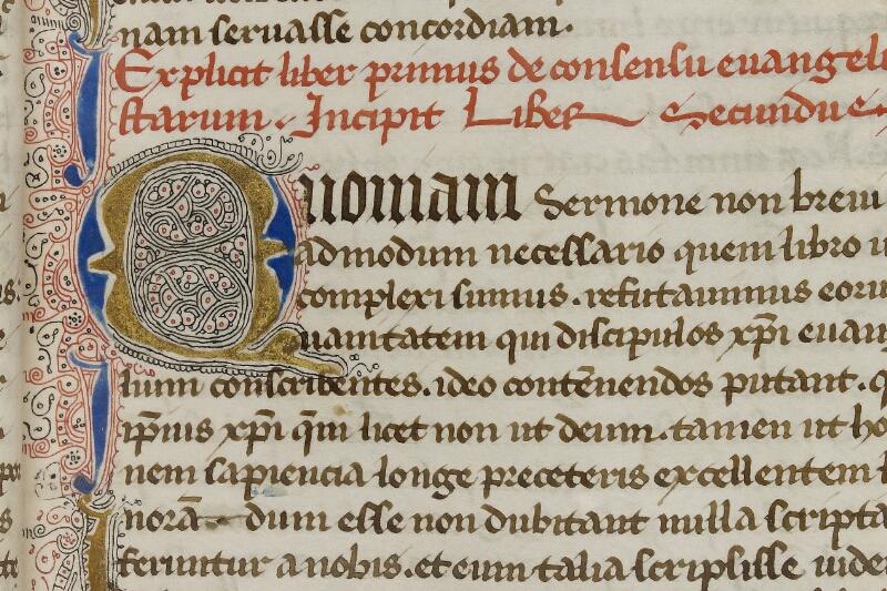 Caen, Bibl. mun., ms. 0026, f. 021 - vue 2