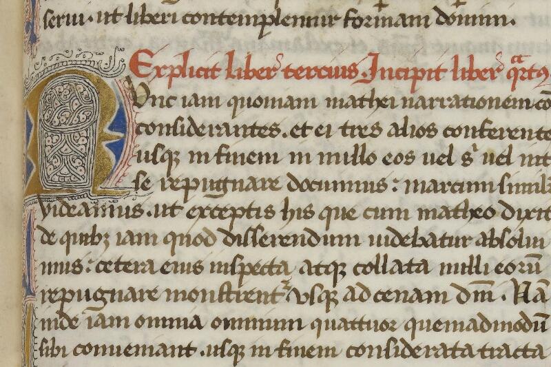Caen, Bibl. mun., ms. 0026, f. 130 - vue 2