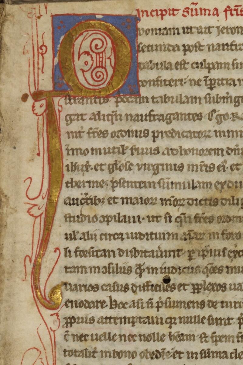 Caen, Bibl. mun., ms. 0035, f. 001- vue 3