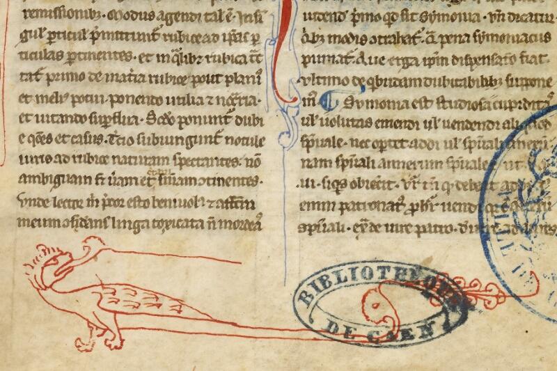 Caen, Bibl. mun., ms. 0035, f. 001- vue 4