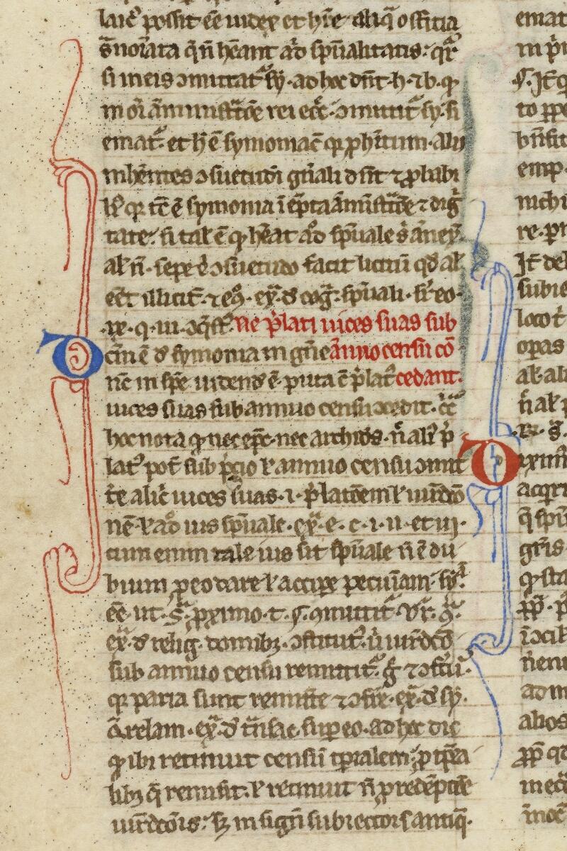 Caen, Bibl. mun., ms. 0035, f. 006v - vue 2