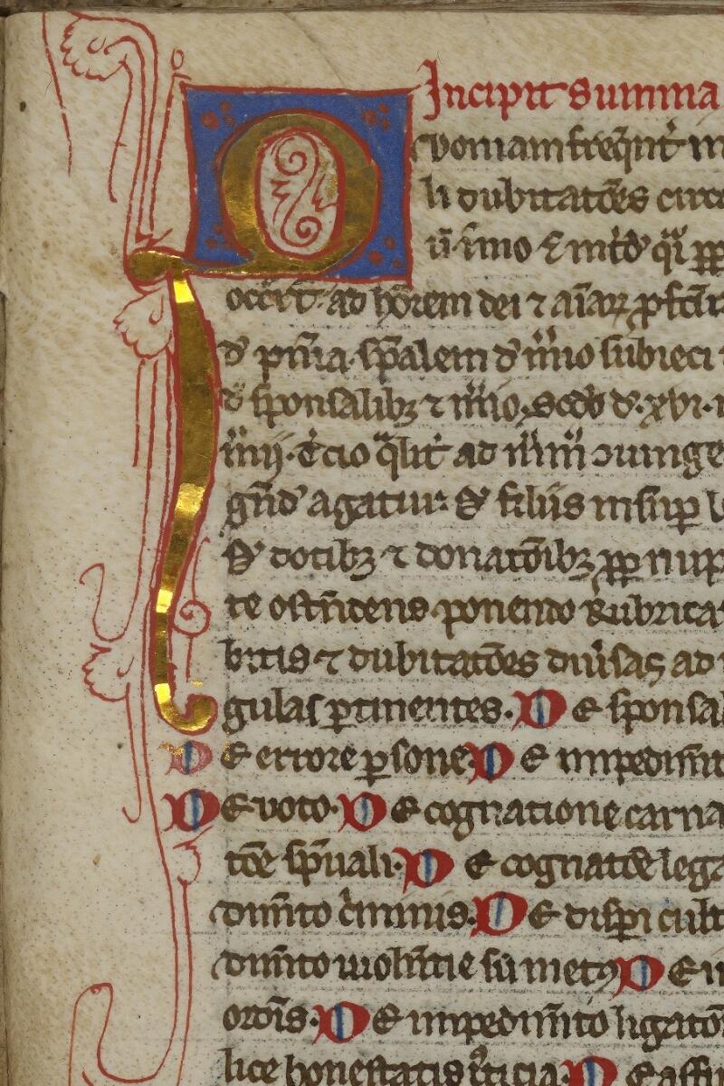 Caen, Bibl. mun., ms. 0035, f. 104 - vue 2