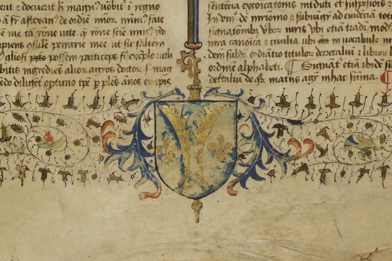 Caen, Bibl. mun., ms. 0036, f. 001- vue 3