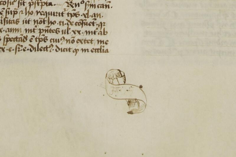Caen, Bibl. mun., ms. 0036, f. 042v - vue 2
