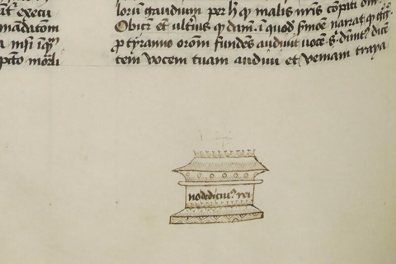 Caen, Bibl. mun., ms. 0036, f. 118v - vue 2
