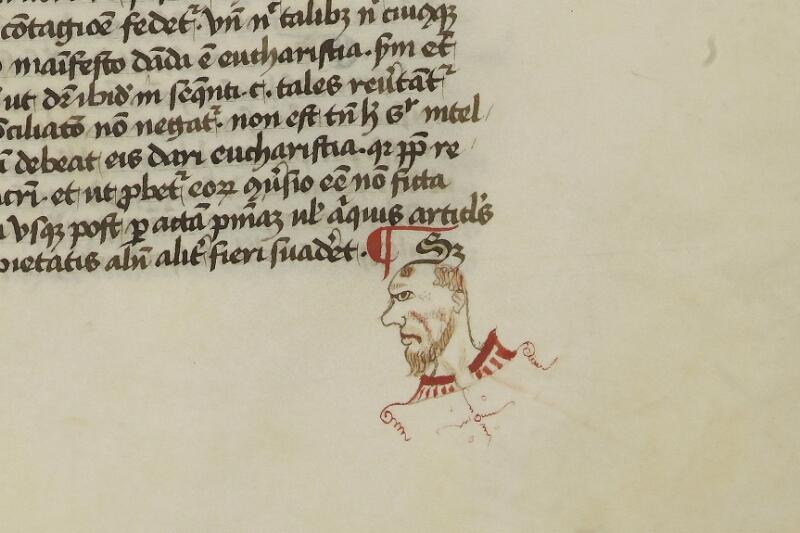 Caen, Bibl. mun., ms. 0036, f. 140 - vue 2
