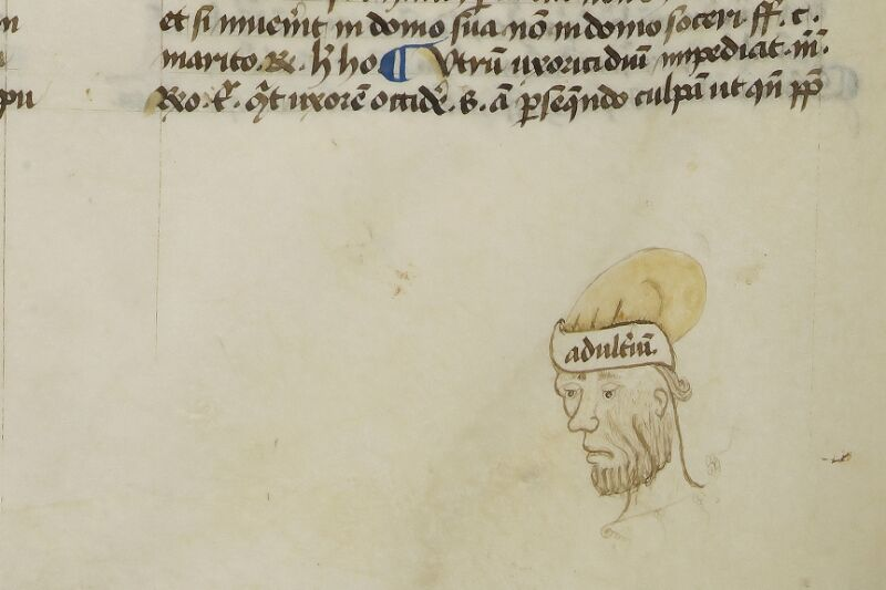 Caen, Bibl. mun., ms. 0036, f. 308v - vue 2