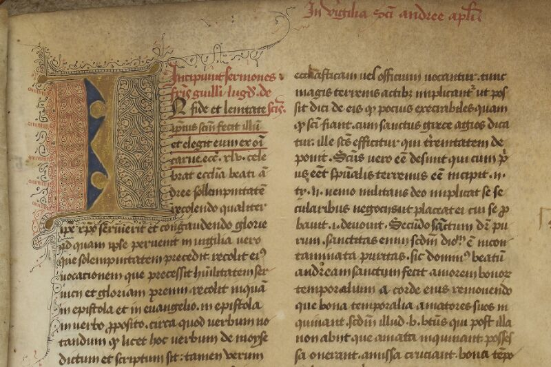Caen, Bibl. mun., ms. 0038, f. 001- vue 3