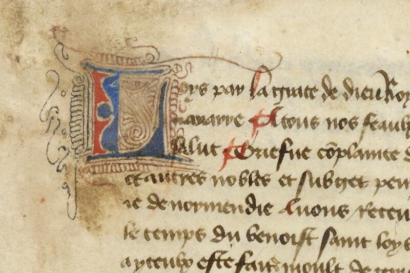 Caen, Bibl. mun., ms. 0056, f. 178 - vue 2