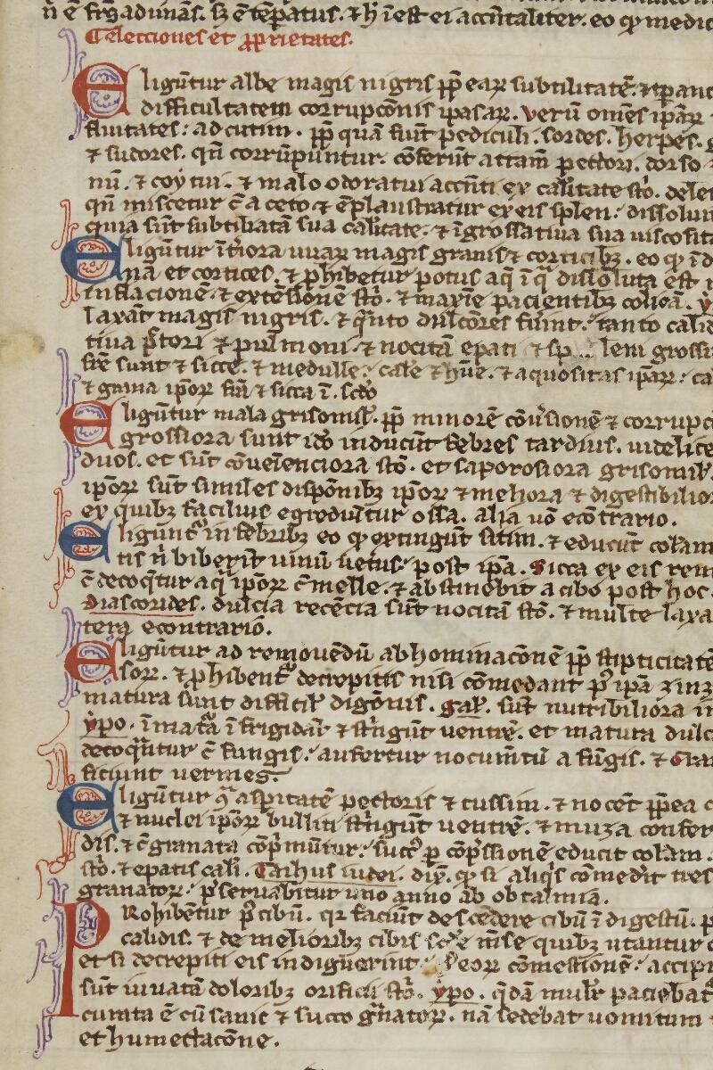 Caen, Bibl. mun., ms. 0092, f. 003 - vue 2
