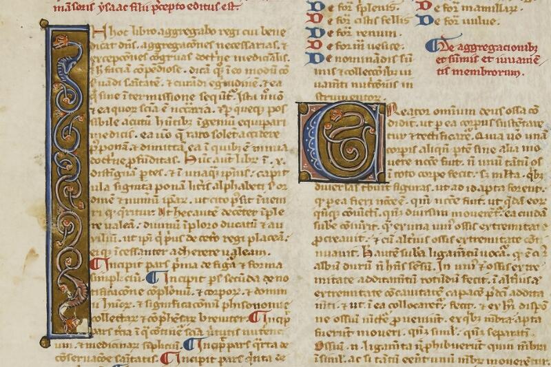Caen, Bibl. mun., ms. 0092, f. 043 - vue 2