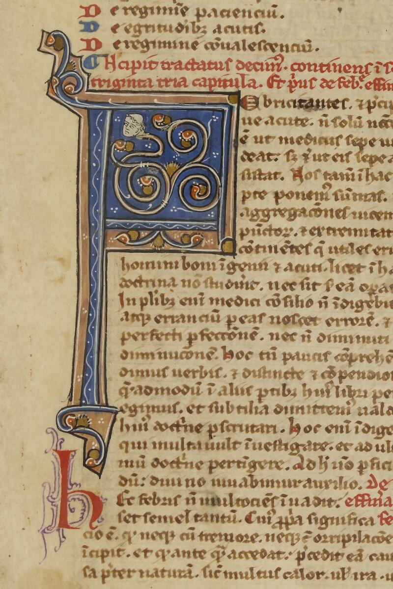 Caen, Bibl. mun., ms. 0092, f. 109 - vue 2