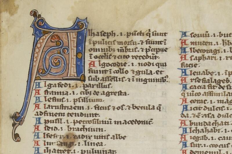 Caen, Bibl. mun., ms. 0092, f. 141 - vue 2