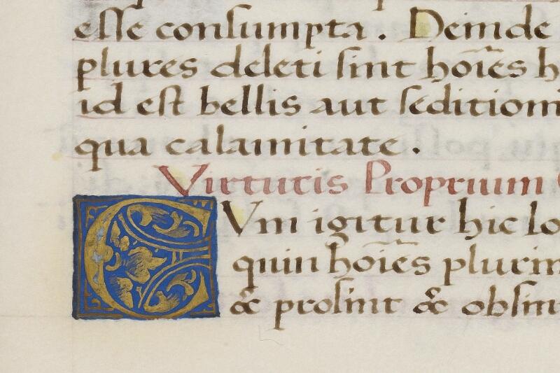 Caen, Bibl. mun., ms. 0181, f. 042 - vue 2