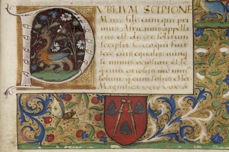 Caen, Bibl. mun., ms. 0181, f. 062 - vue 2