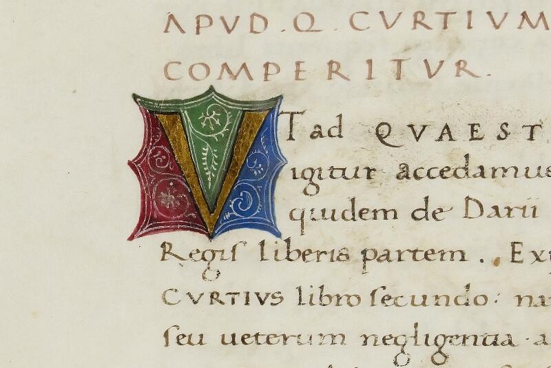 Caen, Bibl. mun., ms. 0343, f. 007 - vue 2