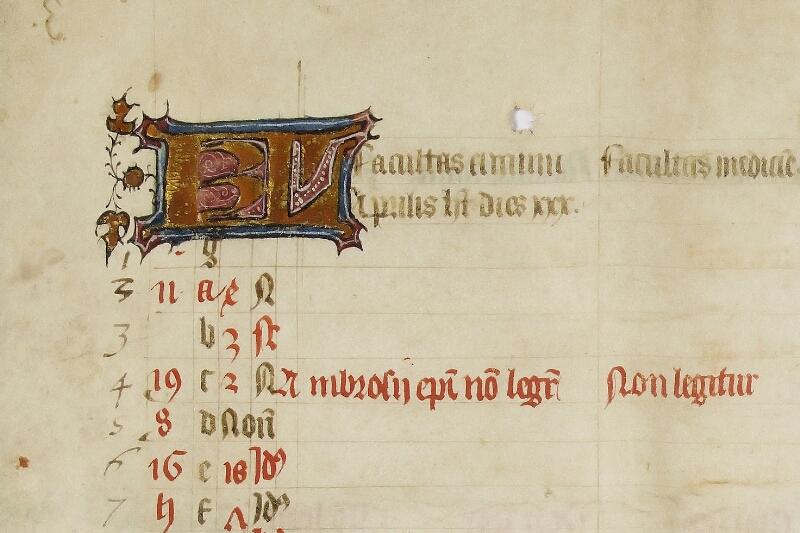 Caen, Bibl. mun., ms. 0446, f. 002v - vue 2