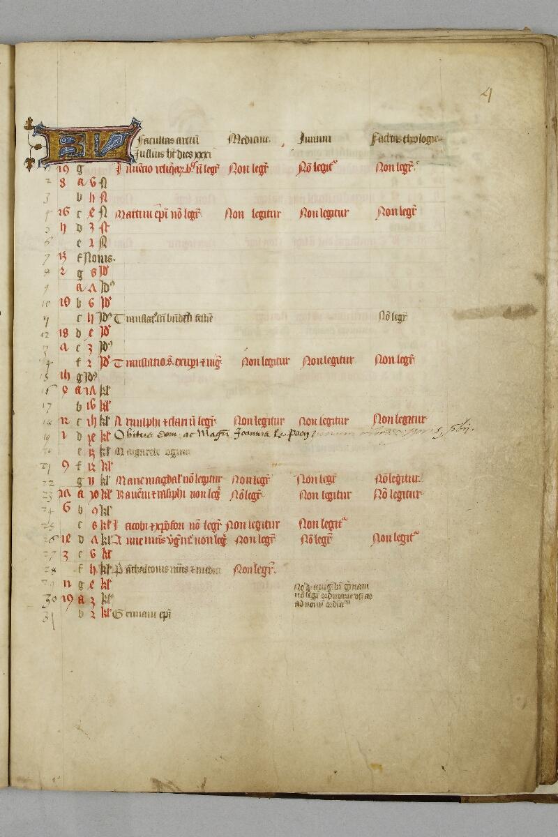 Caen, Bibl. mun., ms. 0446, f. 004 - vue 1
