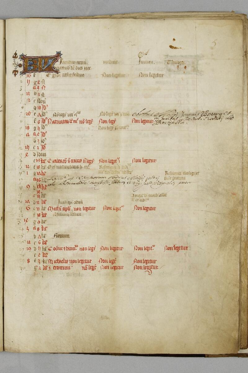 Caen, Bibl. mun., ms. 0446, f. 005 - vue 1