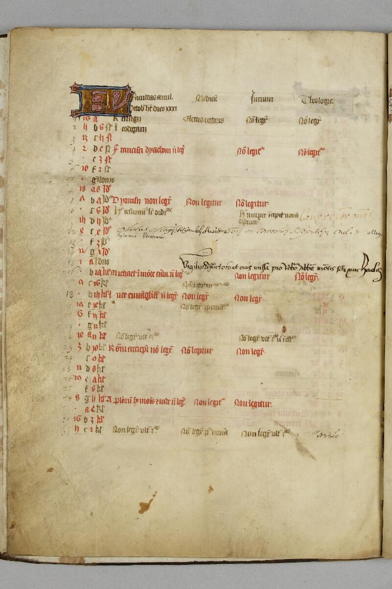 Caen, Bibl. mun., ms. 0446, f. 005v - vue 1