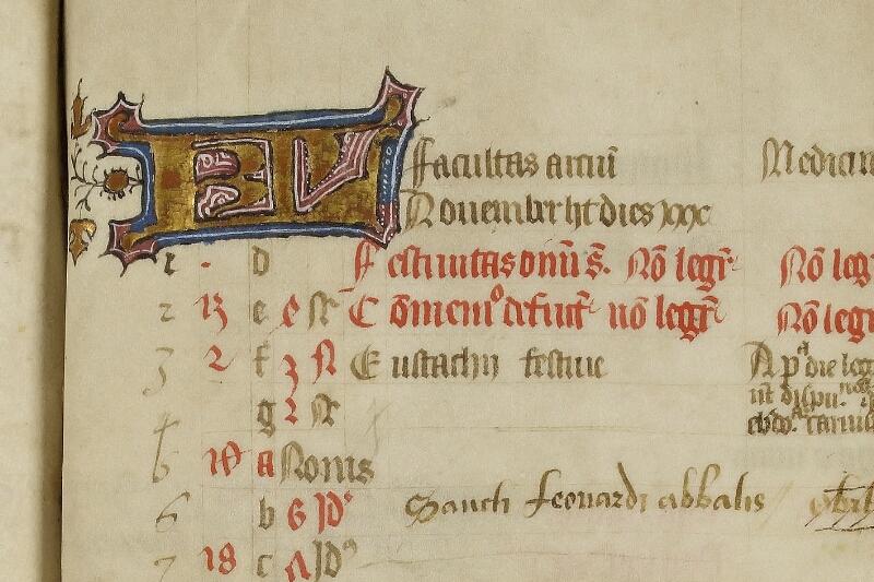 Caen, Bibl. mun., ms. 0446, f. 006 - vue 2