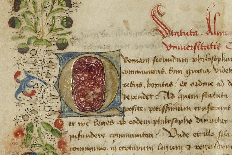 Caen, Bibl. mun., ms. 0446, f. 008 - vue 2