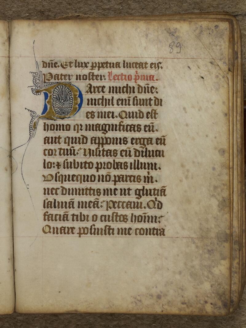 Caen, Bibl. univ., ms. 246627, f. 089