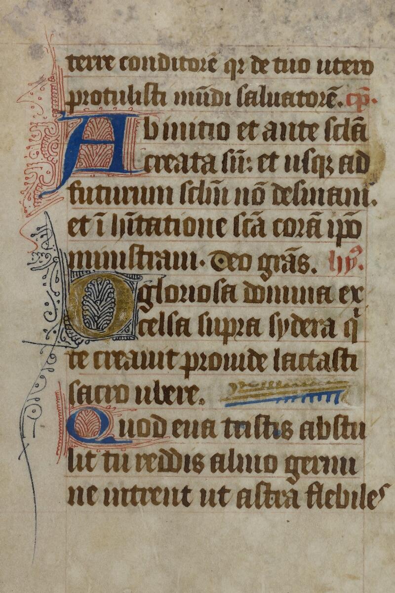 Caen, Bibl. univ., ms. 246627, f. 031 - vue 2