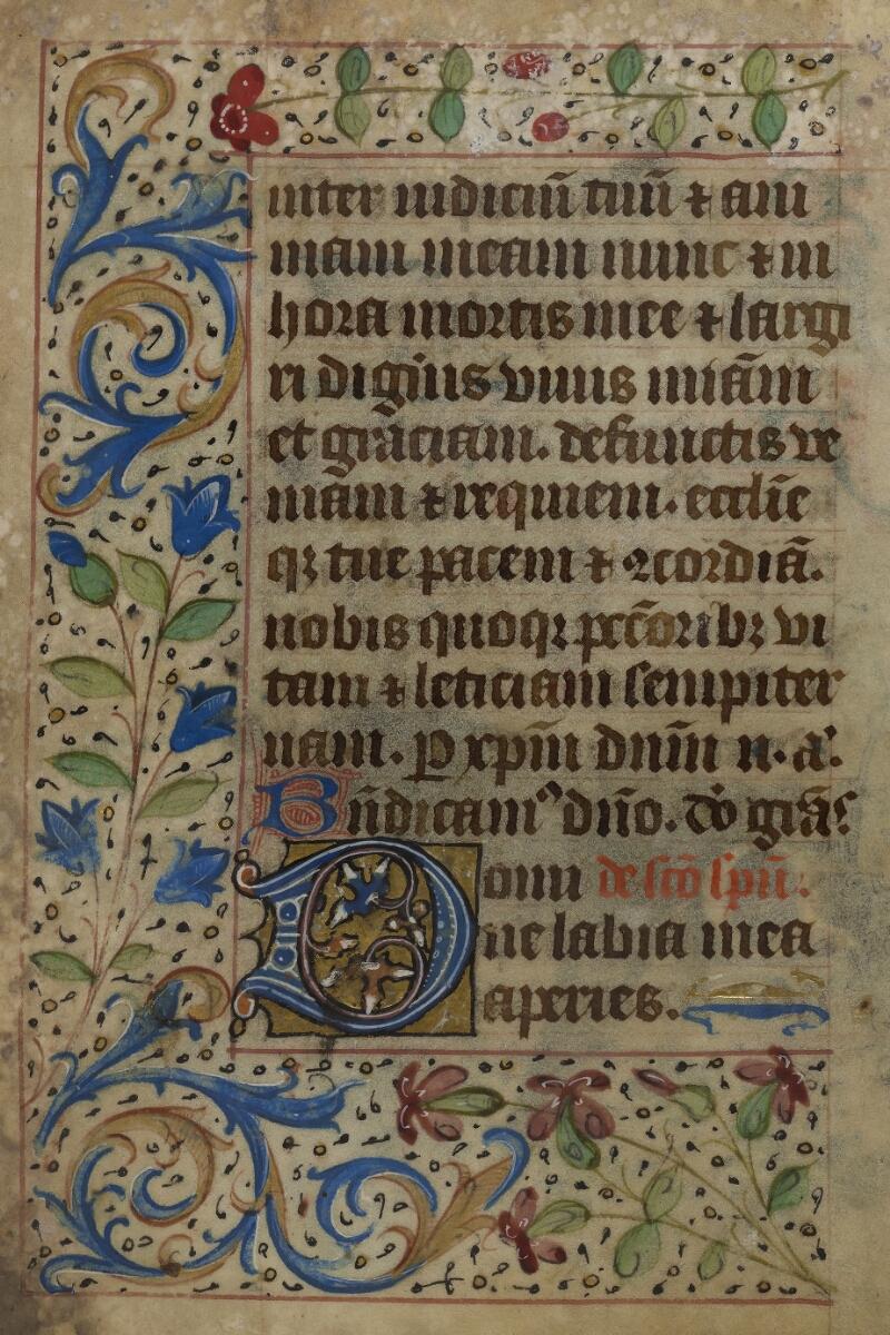 Caen, Bibl. univ., ms. 246627, f. 035v - vue 2