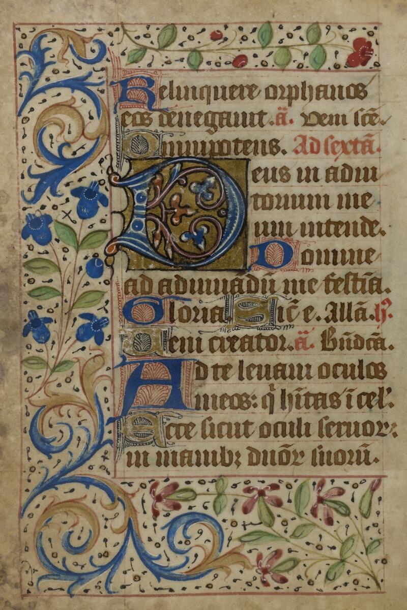 Caen, Bibl. univ., ms. 246627, f. 046v - vue 2