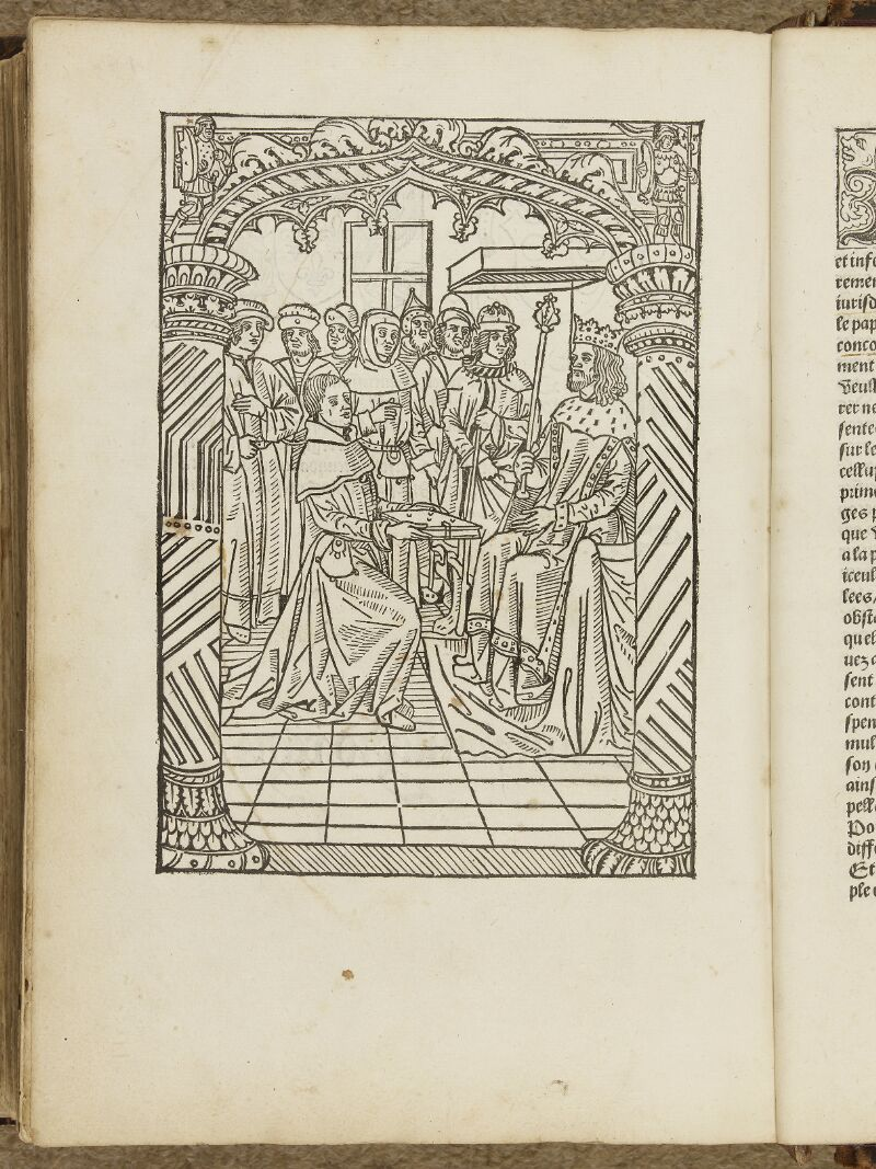Caen, Musée, Coll. Mancel ms. 0068, f. 453v