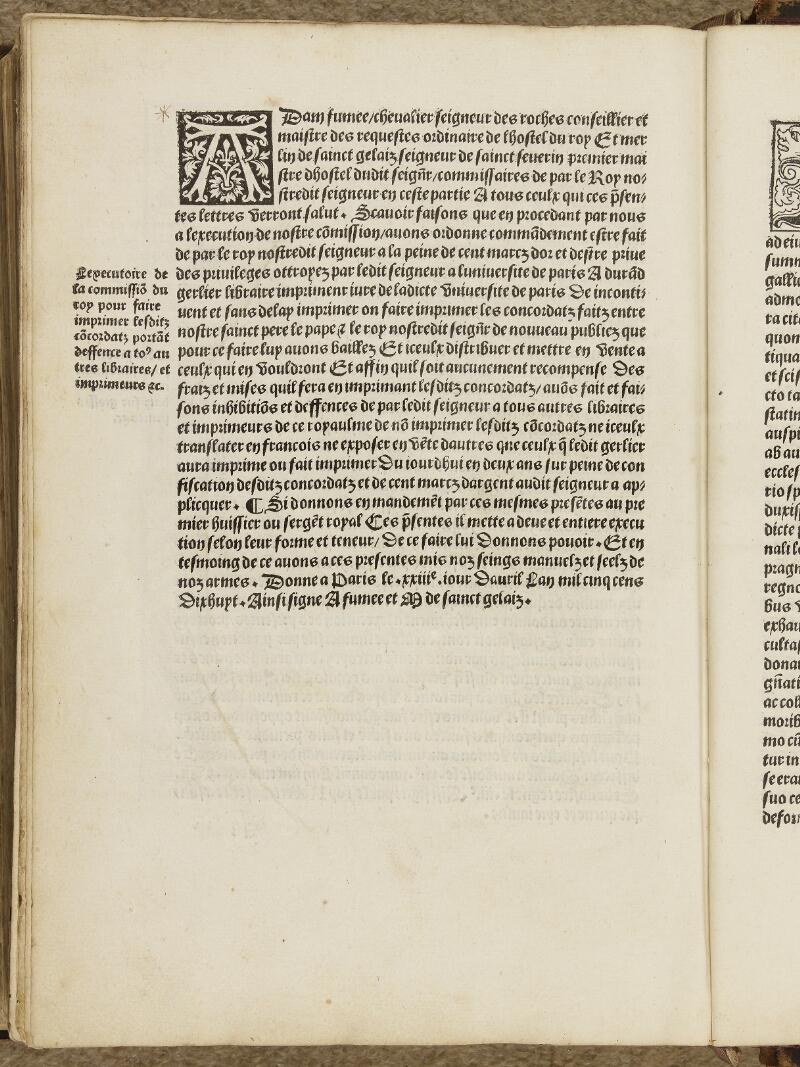 Caen, Musée, Coll. Mancel ms. 0068, f. 454v