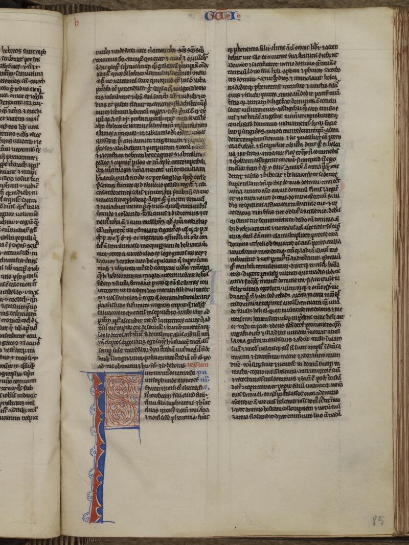 Caen, Musée, Coll. Mancel ms. 0236, f. 085