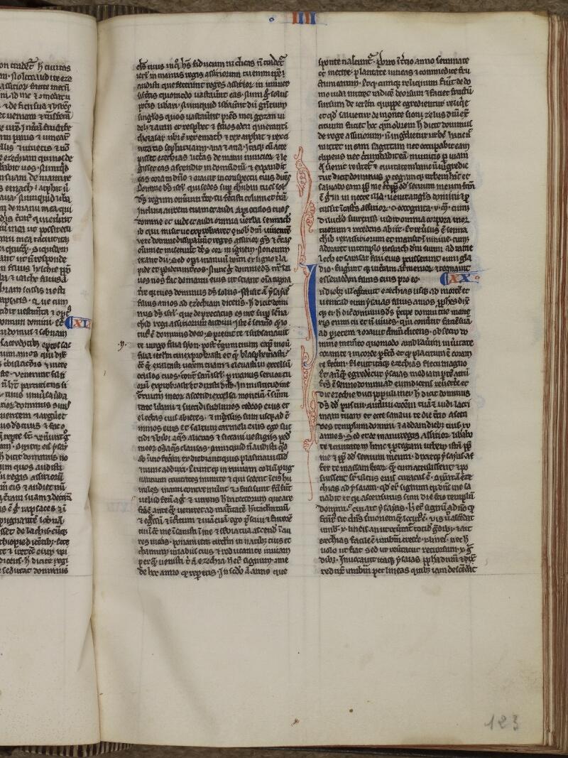 Caen, Musée, Coll. Mancel ms. 0236, f. 123