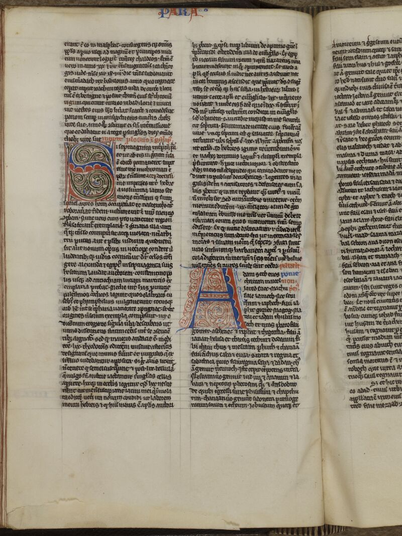 Caen, Musée, Coll. Mancel ms. 0236, f. 125v