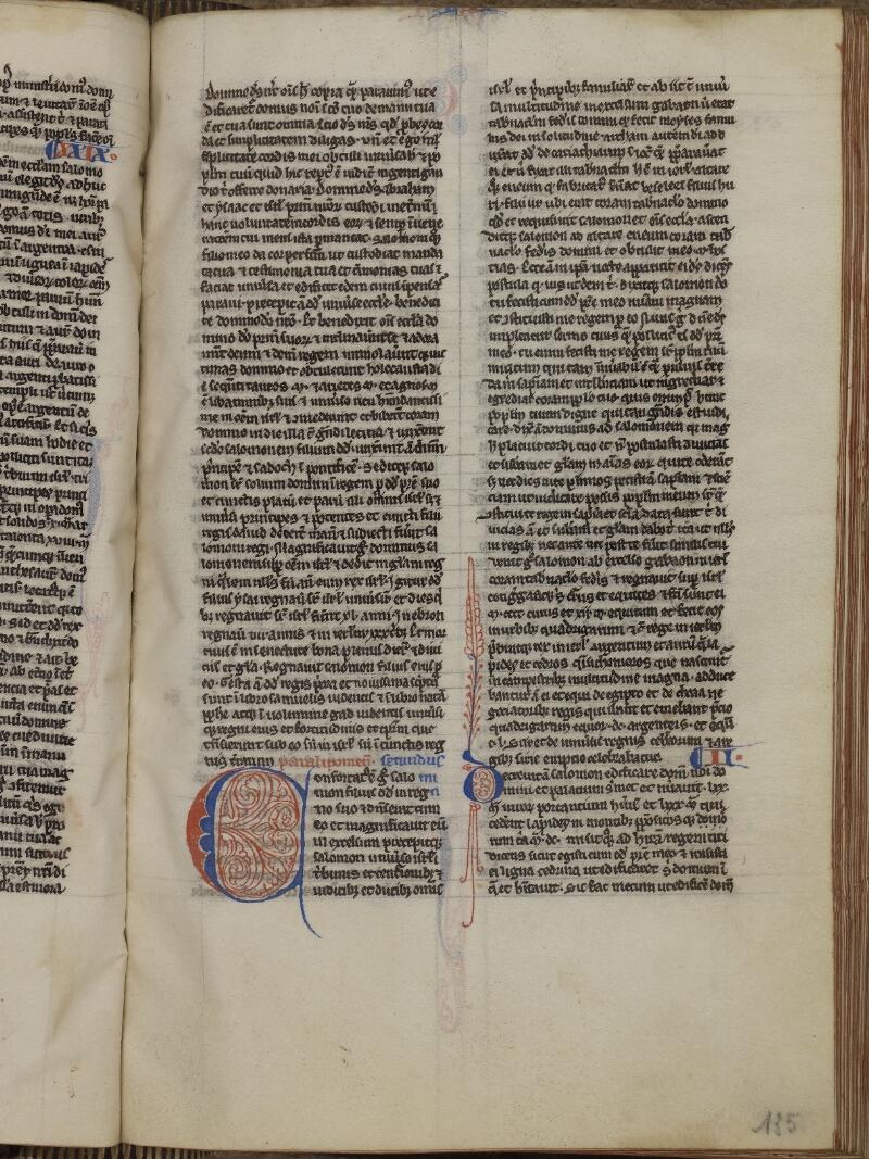 Caen, Musée, Coll. Mancel ms. 0236, f. 135