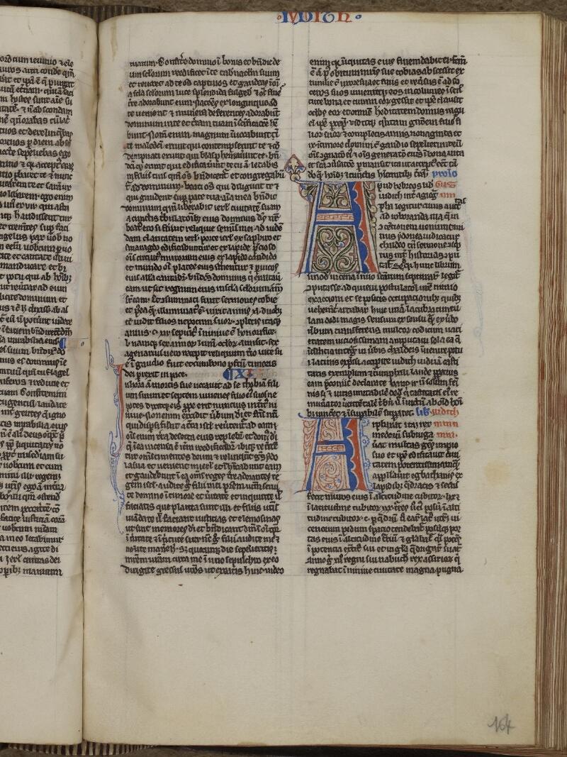 Caen, Musée, Coll. Mancel ms. 0236, f. 164