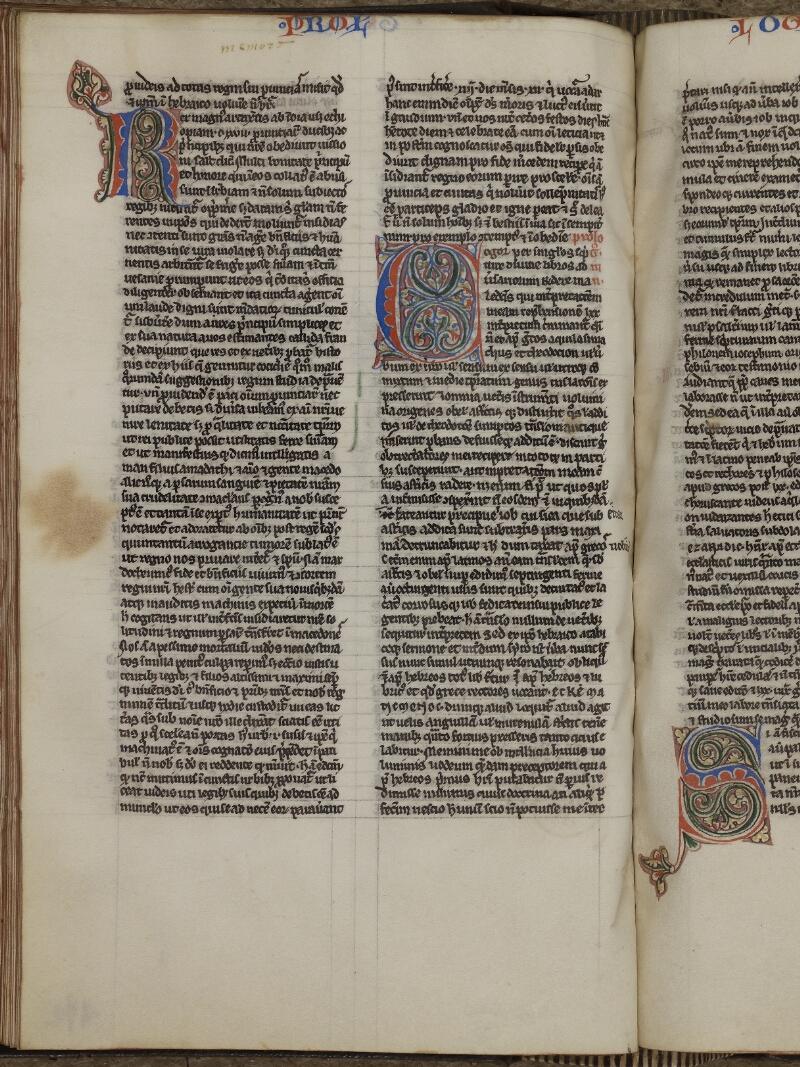 Caen, Musée, Coll. Mancel ms. 0236, f. 172v