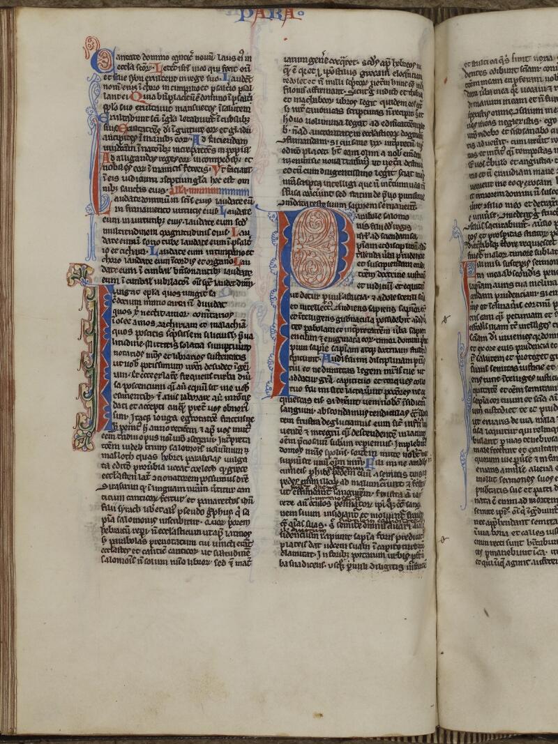 Caen, Musée, Coll. Mancel ms. 0236, f. 201v