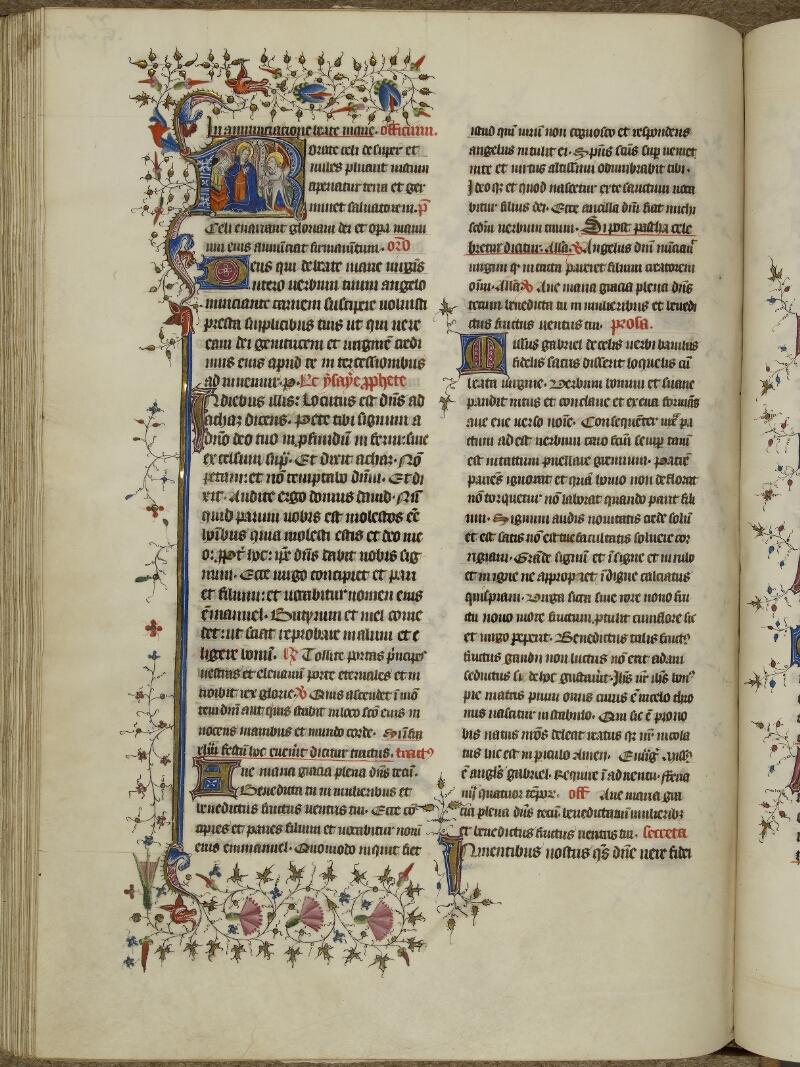 Caen, Musée, Coll. Mancel ms. 0237, f. 138v