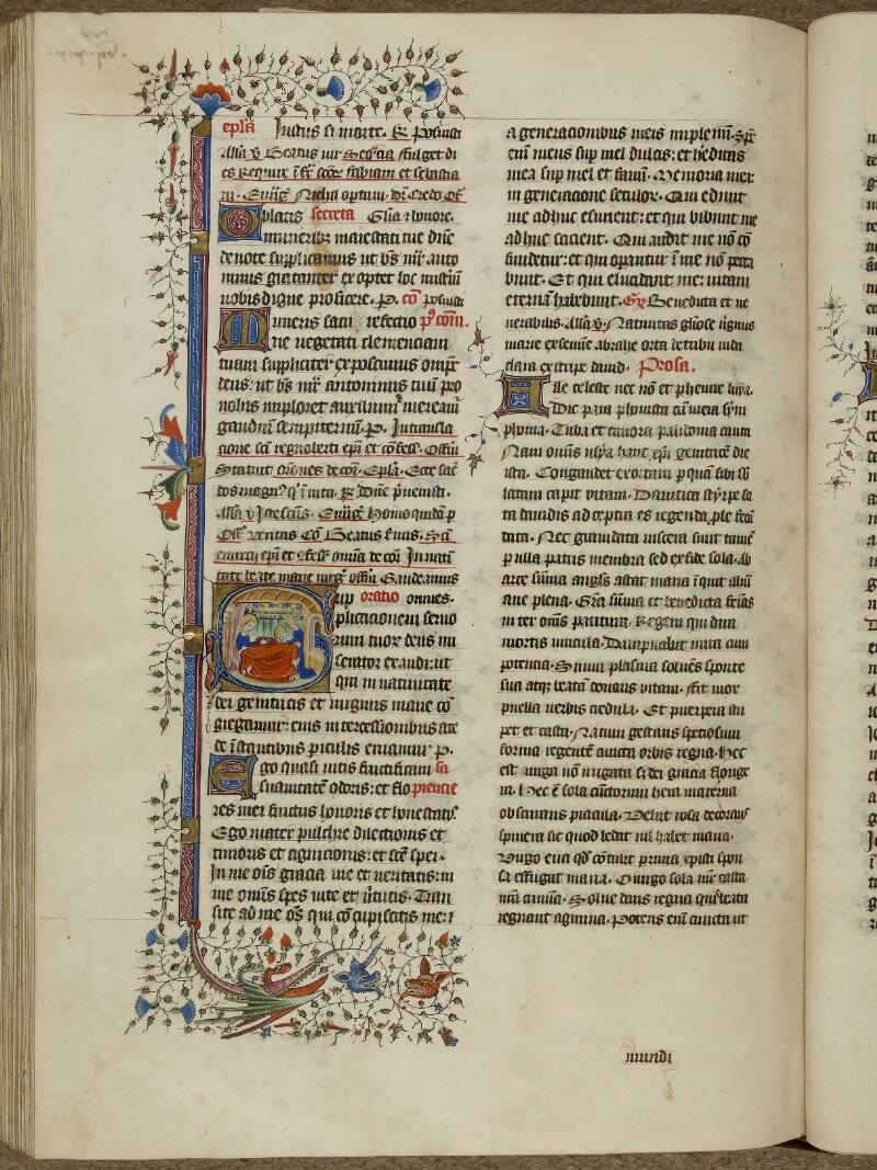 Caen, Musée, Coll. Mancel ms. 0237, f. 159v