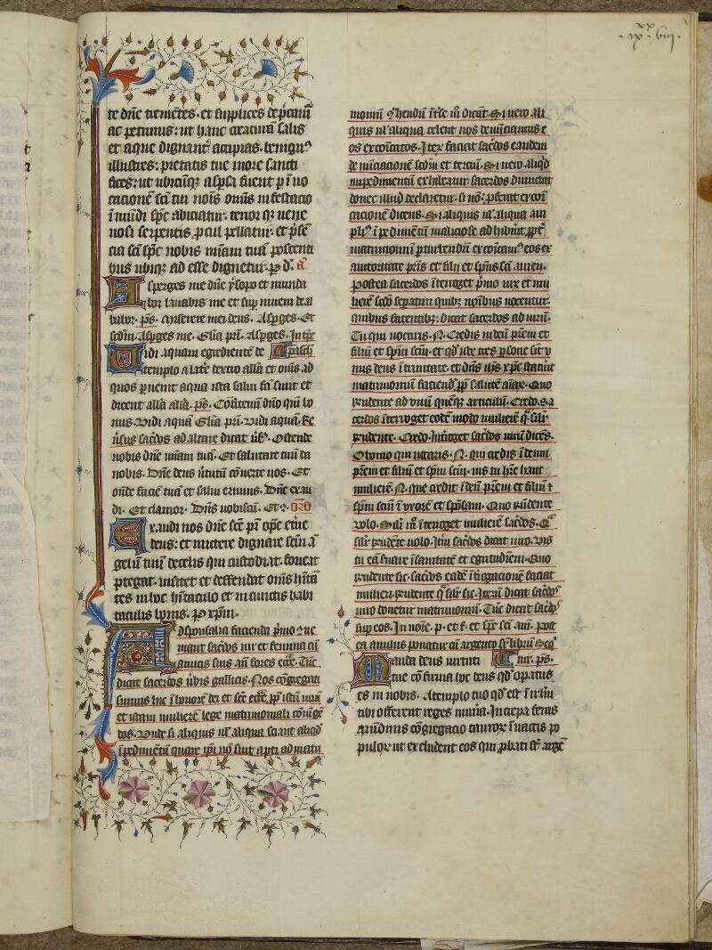 Caen, Musée, Coll. Mancel ms. 0237, f. 188