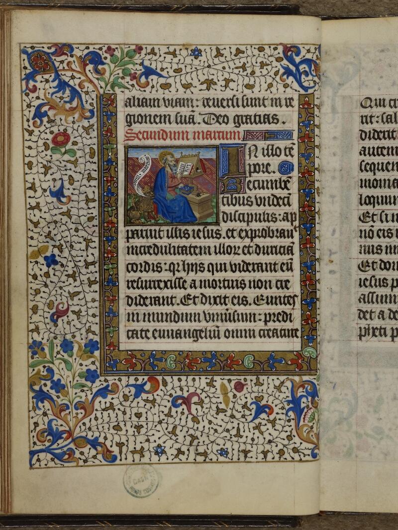 Caen, Musée, Coll. Mancel ms. 0239, f. 018v